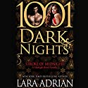 Stroke of Midnight: A Midnight Breed Novella Audiobook by Lara Adrian Narrated by Hillary Huber