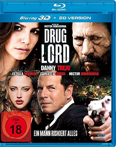 Drug Lord - Ein Mann riskiert alles (inkl. 2D-Version) [3D Blu-ray]
