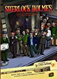 Sir Arthur Conan Doyle Sherlock Holmes and the Redheaded League (On the Case with Holmes and Watson)