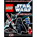 Lego Star Wars, le Livre Stickers : les M�chantspar Last/Shari