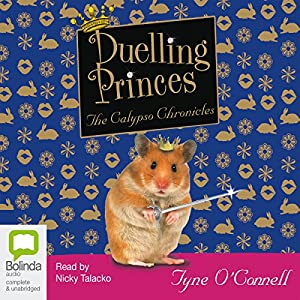 Duelling Princes Audiobook