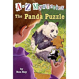 A to Z Mysteries: The Panda Puzzle Audiobook
