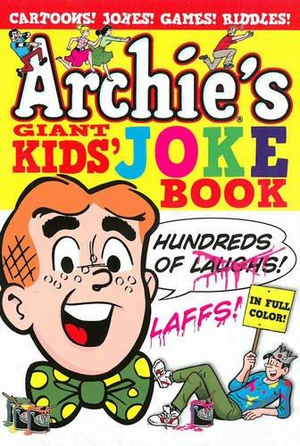 Archie's Giant Kids' Joke Book (Archie's Joke Books)