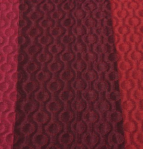 Colcha de seda india Poly Doble Cama con Pillow & Cushion Covers Tamaño 88 x 105 pulgadas