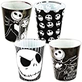 The Nightmare Before Christmas Shot Glass 4-Pack