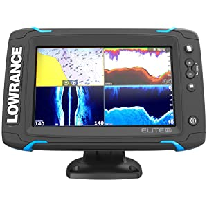 Lowrance Elite-7 Ti Touch Combo TotalScan Review