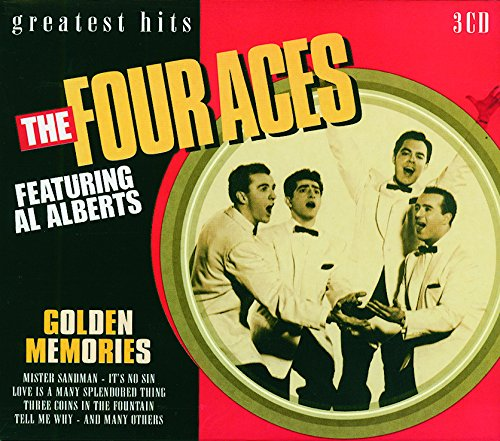 Greatest Hits: Golden Memories (Four Aces Cd compare prices)