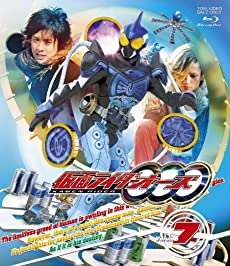 仮面ライダーOOO(オーズ)VOL.7【Blu-ray】