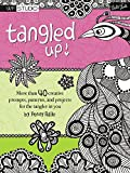 Tangled Up!: More than 40 creative prompts, patterns, and projects for the tangler in you (Walter Foster Studio)
