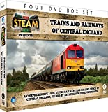 Trains And Railways Of Central England [DVD]