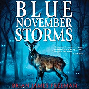 Blue November Storms (Novella) | [Brian James Freeman]