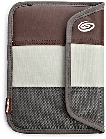 Timbuk2 Kindle Ballistic Envelope Sleeve with 360 degree protection, Brown/Tusk Grey (fits Kindle Paperwhite, Kindle, and Kindle Touch)