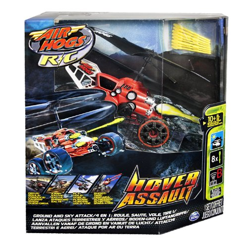Air Hogs Hover Assault RC Helicopter – Random Color