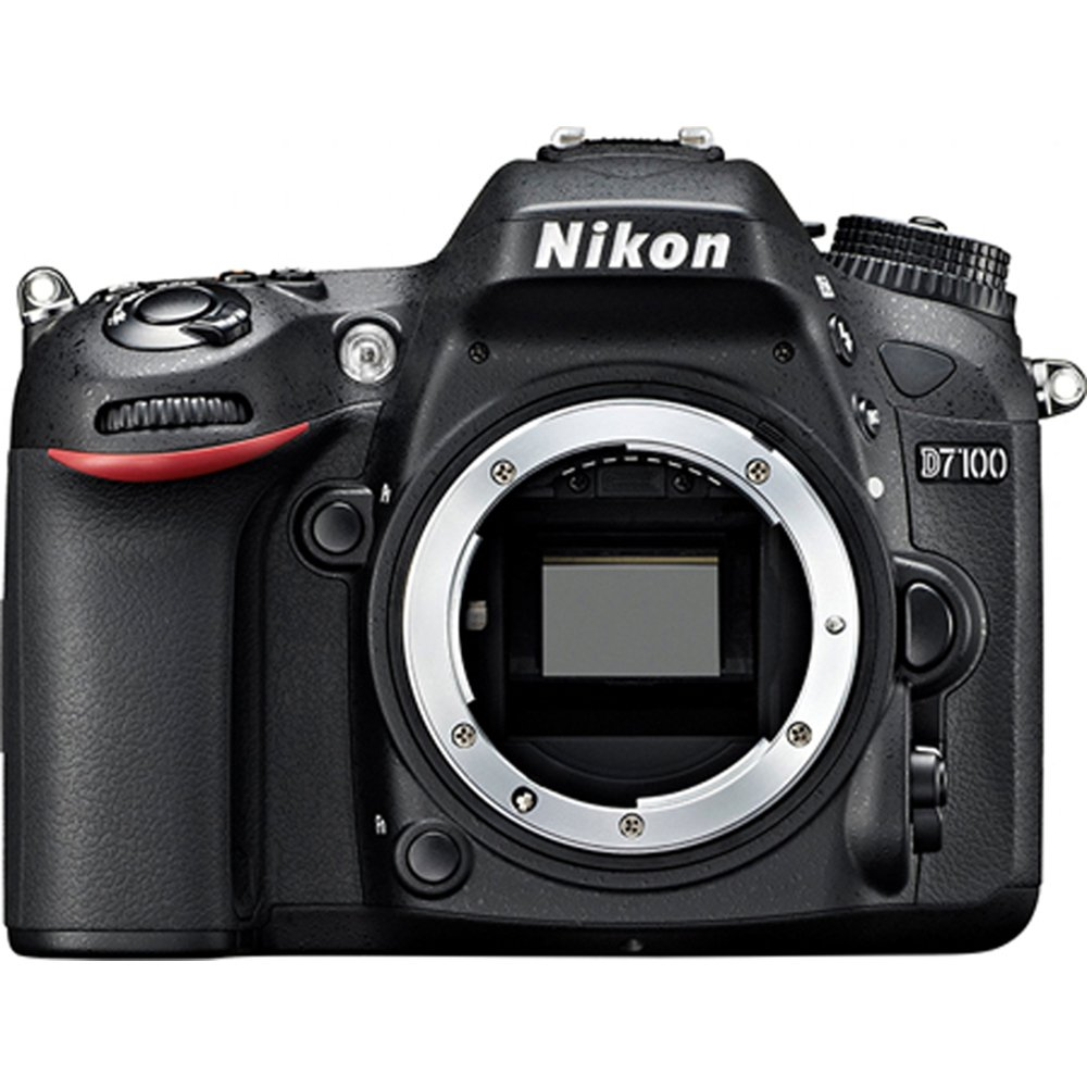 Nikon D7100 24.1 MP DX-Format CMOS Digital SLR (Body Only)(Certified Refurbished)