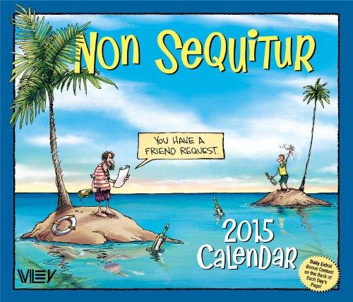 Non Sequitur 2015 Day-to-Day Calendar