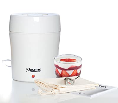 Yogourmet Electric Yogurt Maker Via Amazon