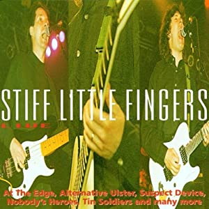 Stiff Little Fingers Live