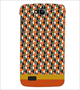 Printdhaba Pattern D-1842 Back Case Cover For Huawei Honor Holly