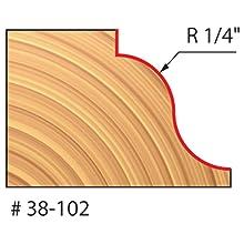 """1-3/8"""" (Dia.) Roman Ogee Bit (Quadra-Cut)"""