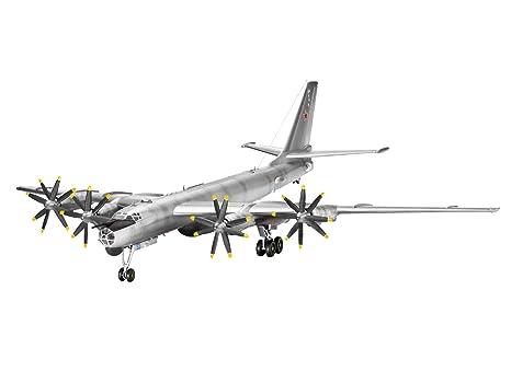 Revell - 04673 - Maquette - Tupolev Tu-95 - Bear