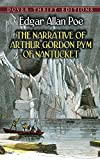 Image of The Narrative of Arthur Gordon Pym of Nantucket (Dover Thrift Editions)