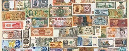 1000ピース 世界紙幣コレクション 1000-617