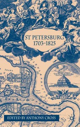 St. Petersburg, 1703-1825