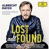 Lost And Found - Oboenkonzerte des 18. Jahrhunderts von Hoffmeister, Lebrun, Fiala und Ko?eluh