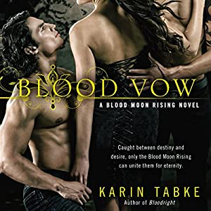 Blood Vow Audiobook