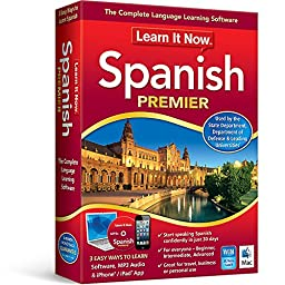 Learn It Now Spanish Premier