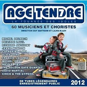Medley: Donne-moi ma chance / C'est ma f�te / Tchin tchin / A pr�sent tu peux t'en aller