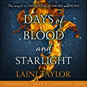 Days of Blood and Starlight: Daughter of Smoke and Bone, Book Two | [Laini Taylor]
