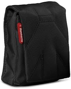 Manfrotto MB SCP-BB Stile Nano Pochette verticale pour petit Appareil photo compact Noir
