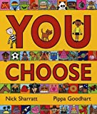 Pippa Goodhart You Choose!: Sticker Frieze