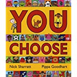 You Choose!: Sticker Friezeby Pippa Goodhart