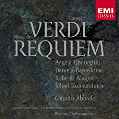 Verdi : Messa di Requiem