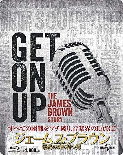 ジェームス・ブラウン~最高の魂(ソウル)を持つ男~ スチールブック