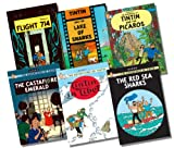 Herge Tintin Collection, 6 Books, RRP £47.94 (The Red Sea Sharks; Tintin in Tibet; The Castafiore Emerald; Flight 714 to Sydney; Tintin and the Picaros; Tintin and the Lake of Sharks) (Tintin)
