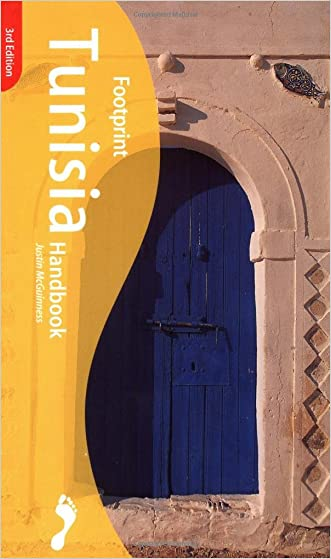 Footprint Tunisia Handbook