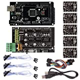 サインスマート RAMPS 1.4 3Dプリンターをはじめよう 互換キット(Mega 2560 R3 + A4988 + OptoEndstop for Arduino RepRap)