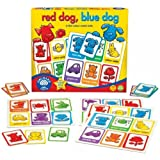 Orchard Toys Red Dog, Blue Dogby Orchard Toys