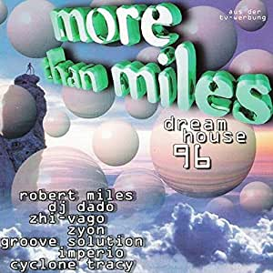 Various - More Than Miles Dreamhouse 96 - Polystar - 533 104-2