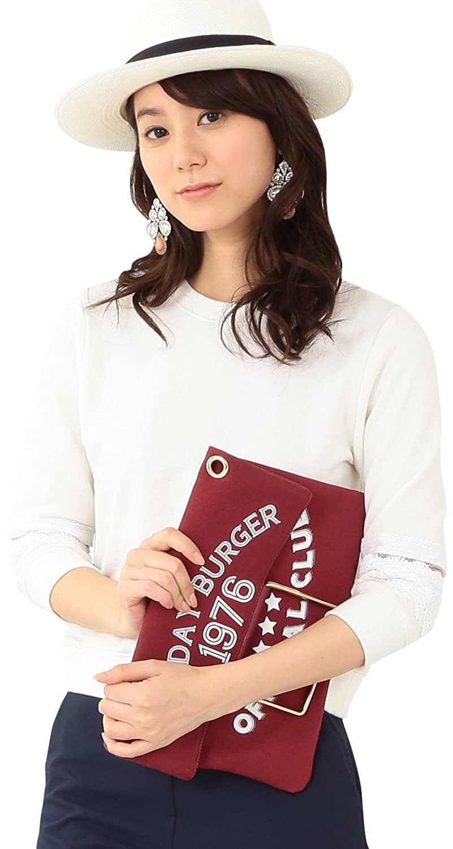 Amazon.co.jp: [レイビームス] Ray BEAMS Hashibami / ロゴ 3WAY バッグ 73610933811 39 (ワイン/): 服&ファッション小物:通販