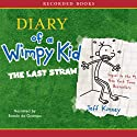 The Diary of a Wimpy Kid: The Last Straw (       UNABRIDGED) by Jeff Kinney Narrated by Ramon de Ocampo