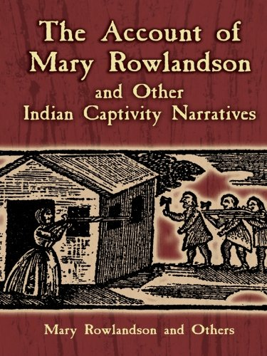 an overview of mary rowalndson in narrative versus reality Are the people who are native to with a focus an overview of mary rowalndson in narrative versus reality on the abortion power and propaganda in communist.