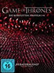 Game of Thrones Staffel 1-4 (Digipack...