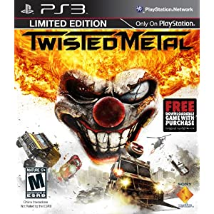 61f7hwl5 zL. SL500 AA300  Download Twisted Metal 2012   PS3