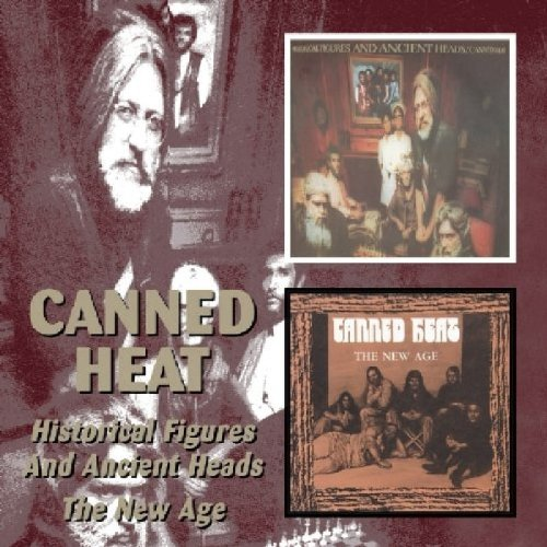 Canned Heat - The New Age - Zortam Music