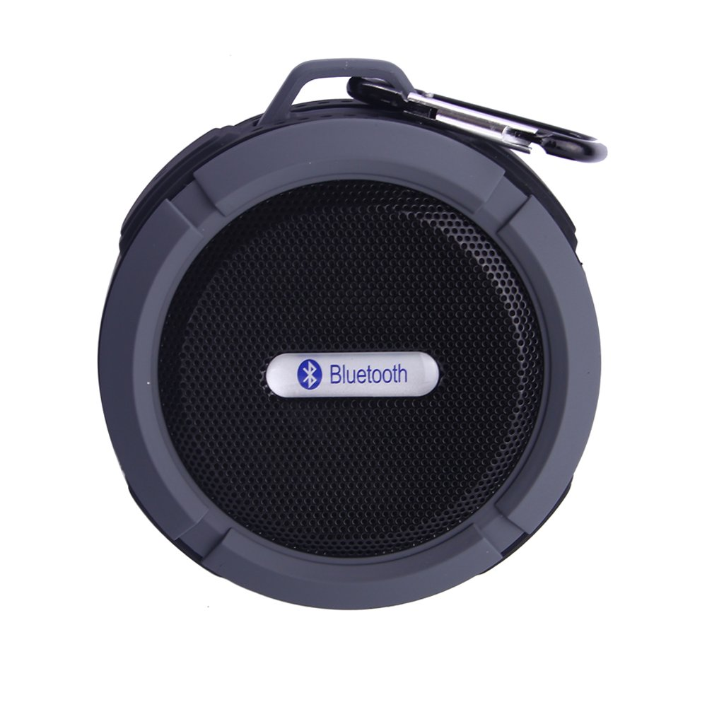 KINGLAKE New IPX4 Mini Bluetooth Speaker Both for Outdoor Travel and Bathroom Fit for iphone6 iphone6 plus smartphone, ipad other Bluetooth devices alibro waterproof indoor outdoor wireless a2dp bluetooth 3 0 speaker with built in microphone control buttons and dedicated removable suction cup fit for iphone6 iphone6 plus smartphone ipad other bluetooth devices