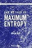 img - for The Method of Maximum Entropy (Series on Advances in Mathematics for Applied Sciences) by Gzyl, Henryk (1995) Hardcover book / textbook / text book